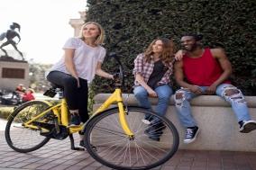 ofo앱... 시애틀에 세계 최대  Station Free 자전거 공유 회사