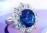 청명한 가을 하늘 닮은 '혼(魂)의 보석 사파이어(Sapphire)'