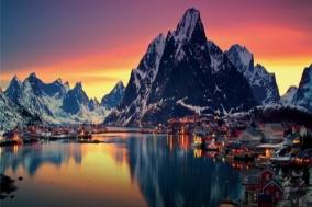 [노르웨이]한 번에 만나는 각양각색 오로라...노던 라이트