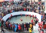 강원도 '화천산천어축제' 등 3대 겨울축제 해외 관광객 유치