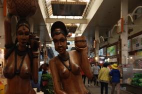 서귀포매일올레시장(2)...문화와 힐링이 춤추는 공간
