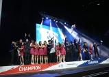 대한민국 쇼콰이어그룹 하모나이즈, 제10회 세계합창올림픽 금메달 2관왕 2연패