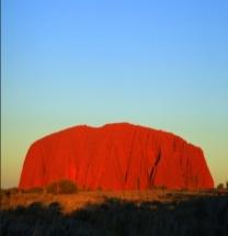 사진으로 보는 호주이야기...신성한 바위 울룰루 어드벤처