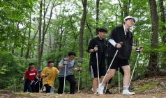 국립중앙청소년수련원, 레저 스포츠 체험 캠프 진행