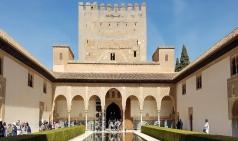 [민희식의 포토에세이] 알함브라 궁전의 추억