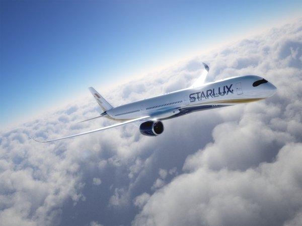 [대만] 신생 항공사 STARLUX, 12대의 A350-1000과 5대의 A350-900 주문