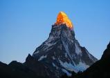 [스위스] 체르마트의 무공해 청청 일출과 일몰...마테호른의 몽환적 비경