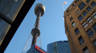 [호주] 사진으로 보는 호주이야기...시드니 타워의 전경