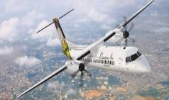 [세계여행끌팁] Q400 터보프롭 항공기 타고  아프리카 여행