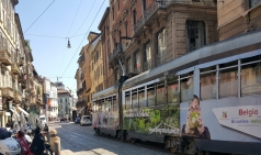 [민희식의 포토에세이] 낡으면 낡은대로 옛것 그대로인 밀라노의 트램