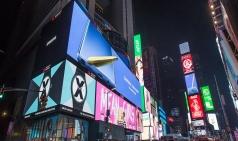 [미국] 세계 유명 기업들의 광고 각축장 뉴욕 타임스퀘어