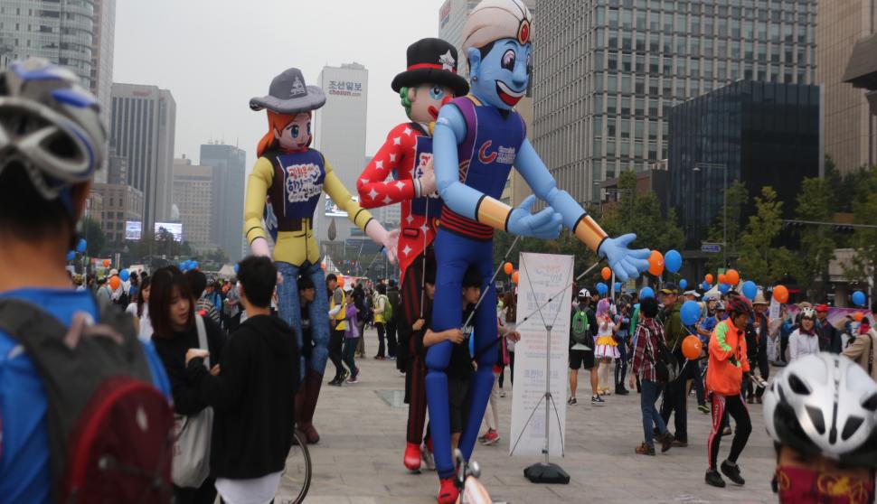 [서울] 광화문에서 한강까지 '2018 걷·자 페스티벌' 참가자 모집