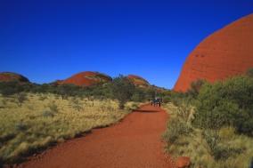 [호주] 아웃백웨이...호주에서 가장 긴 지름길