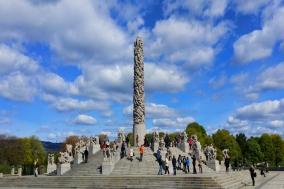 [노르웨이] 오슬로 10월 축제와 힐링 명소