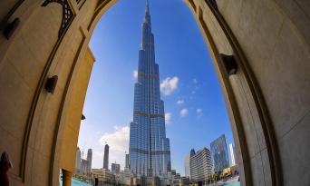 [두바이] 세계최고 전망대 '부르즈 할리파' 이용방법