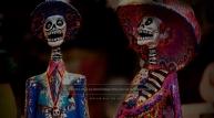 [멕시코] '죽은 자들의 날' 기념 행사 ...'제3회 죽은 자들의 날 퍼레이드' 시작