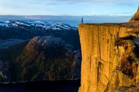 [노르웨이] 가을 피오르드 풍경...뤼세와 아울란드