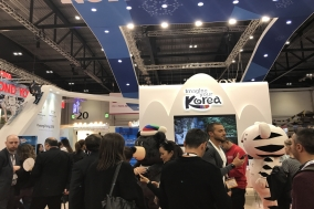 한국관광공사, 영국 관광박람회에서 유럽 관광객 유치 강화