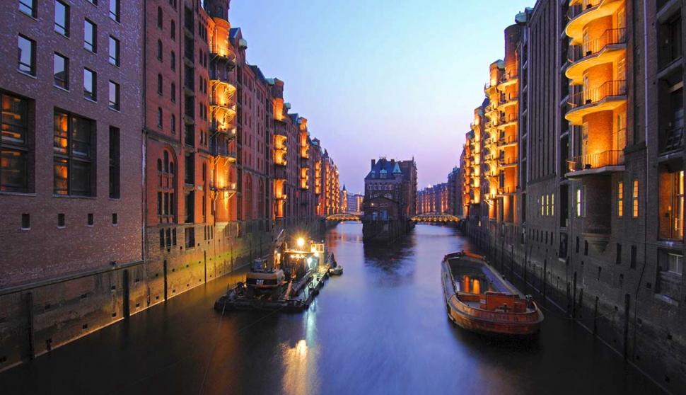 [독일] 함부르크: 여행벽을 자극하는 글로벌 해양도시 즐기기
