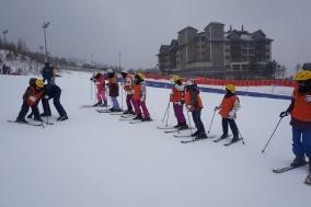 [평창] 관광소외계층 120여 명 겨울철 레저스포츠 체험 행사 개최