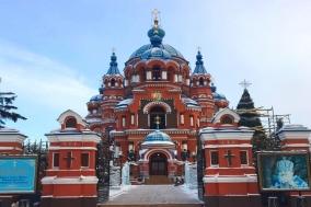 [전혜진의 포토에세이] 인형의 집 같은 카잔성당...러시아 이르쿠츠크 명소