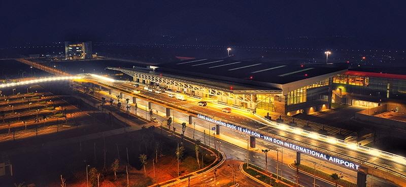 [베트남]  번돈 국제공항 오픈...세계에 하롱베이의 경이로움 선보여