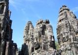 [전혜진의 좌충우돌 세계여행] #4. 캄보디아...바이욘 사원