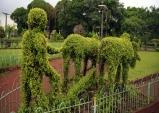 [최치선의 포토에세이] 인도 뭄바이의 공중 공원