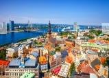 [라트비아] 발트3국 중  가장 자연보호 녹지가 많은 나라...대한한공 전세기 운항