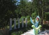 [남해군] 원예예술촌...남도의 봄 향기를 가득 머금은 세계 테마 정원