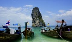 [전혜진의 좌충우돌 세계여행] #13.태국...크래비에서 즐기는 4섬 투어