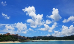 [최치선의 포토에세이] 일본...오키나와 부세나 해중공원