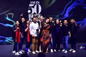 홍콩 THE OLD MAN, 2019 아시아 베스트 바 50서 1위...한국 '특별상' 수상