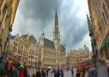 [벨기에] 유럽연합의 수도 브뤼셀 명소 ①그랑 플라스...위고, 장 콕토, 마그리트, 피카소가 극찬한 곳