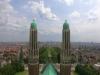 [벨기에] 유럽연합의 수도 브뤼셀 명소 ③바실리카 대성당...브뤼셀을 보고 싶다면 전망대에 오르자