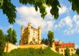[독일 바이에른] 호엔슈반가우성...그림의 한 폭을 옮겨 놓은 왕가의 여름 별궁