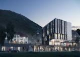 [노르웨이] 보스의 새로운 관광지 곤돌라 7월 개장...7분 후 항구렌 산 정상 도착