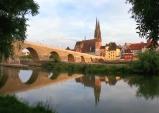[독일] 레겐스부르크①...도나우 강과 세계문화 유산에 빛나는 바이에른의 숨은 보석