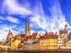 [독일] 레겐스부르크②...마법의 성을 품고 있는 2000년 된 구도시 여행