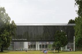 [독일] 건축여행...바이마르, 데 사우, 베르 나우 바우 하우스