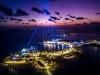 [몰디브] 세게 최대 규모 복합 레저시설 CROSSROADS, 두개 섬에서 공식 개장