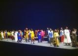[중국] 대형 극장으로 조성한 체험형 공연...'오로지 아미산' 개막