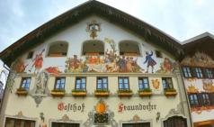 [독일] 가르미슈-파르텐키르헨 여행...미하엘 엔데의 '모모'가 탄생한 마을