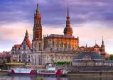 [독일] 작센주...드레스덴 왕궁 무도회장, 스테이트 룸과 총 갤러리 오프닝