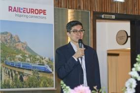 레일유럽, 'ERA' 시스템 서비스 본격화...올해까지 약 5100억원 실적 달성