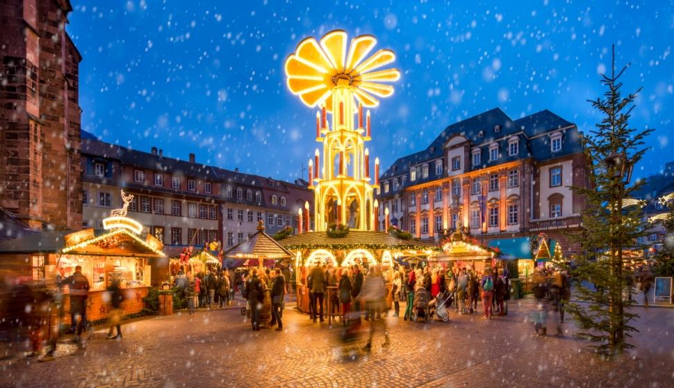 [독일] 겨울 동화가 현실이 되는 독일 크리스마스 마켓으로 낭만여행 떠나자