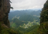 [대한민국 화첩산행 100] ㉖서대산(904m)...기암절벽으로 이루어진 충남 최고봉