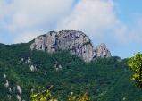[대한민국 화첩산행 100] ㉚가지산(1241m)...수려한 계곡과 폭포로 유명한 영남알프스 주봉
