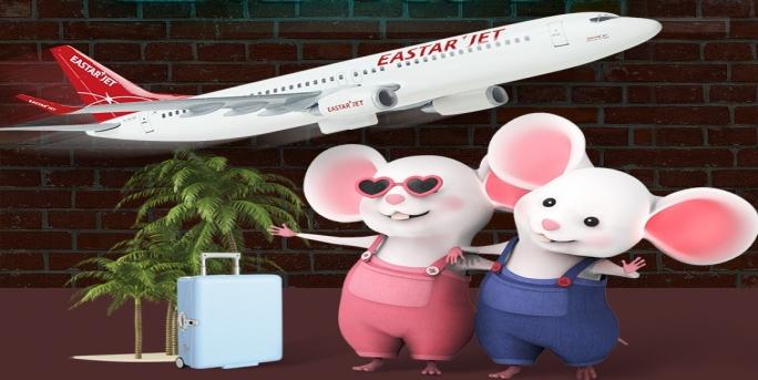 2020 첫여행은 위메프와 함께하쥐...이스타왕복항공권 2매 제공
