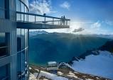 [오스트리아]잘츠부르크  키츠슈타인호른 빙하 ...여름 알프스 신비 만끽